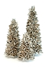Cotton Pod Cone Tree (Nat/Pearl/Silver)