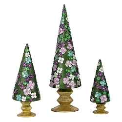 Floralnet Cone Tree (Spectrum Green)