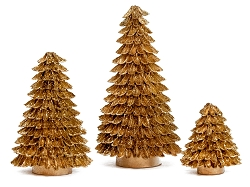 Banaba Cone Tree Ornament and Trees
