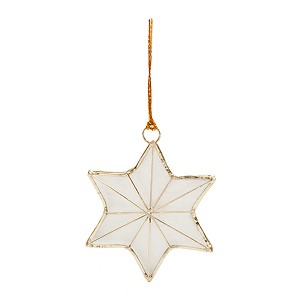 "2"" Star Wheel Orn (Natural Gold)"